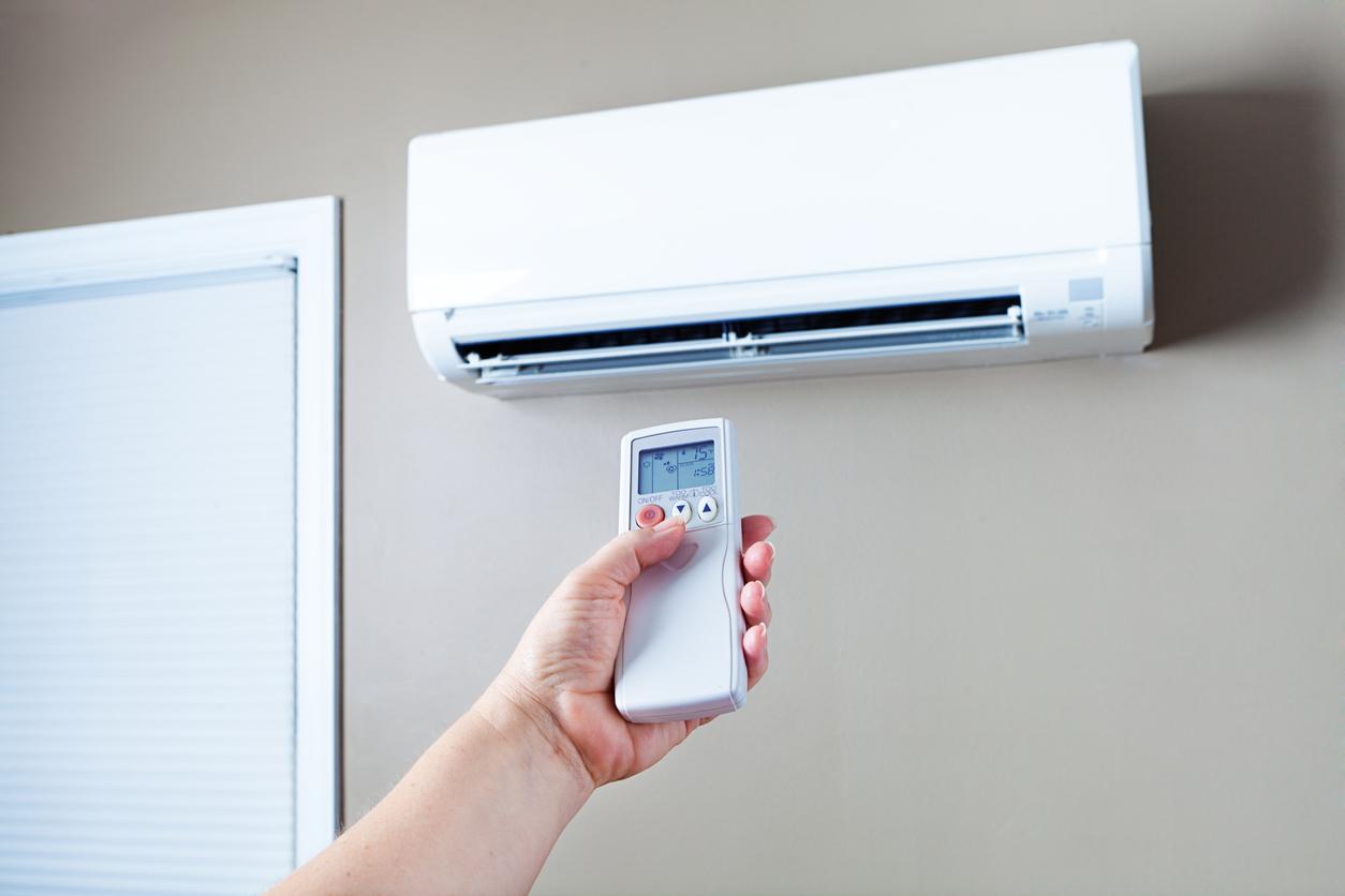 accensione climatizzatore